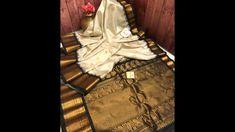 Cream White Color, Silk Sarees, Pure Products