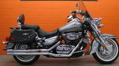 2007 Suzuki Boulevard C90T C90 Twith Silver Paint Color: The 2007 Suzuki Boulevard C90 for Sale is a beautiful silver, 2007 Suzuki Boulevard C90T, a motorcycle that looks as nice as it rides!  The mileage on