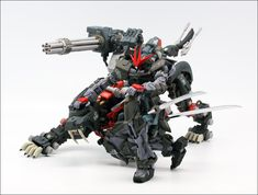When Gundam Meets Zoids! Let the Battle Begins! Good Work by 독품은장미 (bjg2001) FULL PHOTOREVIEW No.22 Hi Res Images http://www.gunjap.net/site/?p=235234