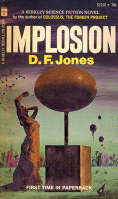 Berkley Books - Implosion - Dennis Feltham Jones