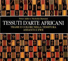 Libro sui tessuti africani