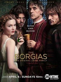 The Borgias (RIP)