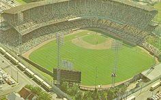 Kansas City Athletics: Municipal Stadium. 1955-1967.
