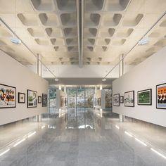 Galeria de Centro De Artes Nadir Afonso / Louise Braverman - 10