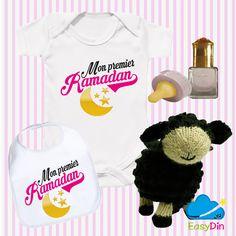 """Coffret bébé muslim """"Mon premier Ramadan"""""""