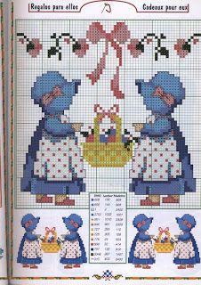 TAKINTIM BU: Harika bir Cross Stitch Bloğu