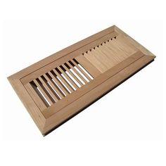 Volko Wood Floor Vents Air Grilles Amp Registers Oak Hvac