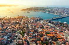 The World's 50 Most Beautiful Cities, Ranked by Travel Experts Emaar Properties, Istanbul City, Istanbul Turkey, Istanbul Tours, Istanbul Travel, Hotels In Turkey, Modern Names, Modern Country Style, Local Tour