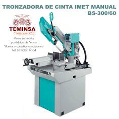 Tronzadora Manual IMET BS 280_60-SH-Teminsa-Tmi