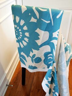 LoveYourRoom My Morning Slip Cover Chair Project Using Remnant Fabric No Sewing Needed Covered ChairsDining Room