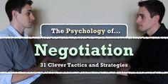 Negotiation 31 Clever Tactics and Strategies