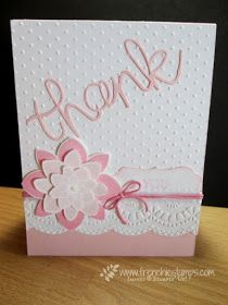 Stamp & Scrap with Frenchie: Crazy About You