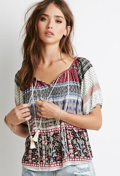 Blusa Estampados Mix | Forever 21 Mexico