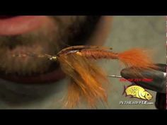 Swimming Carp Fly Tying Instructions and Directions