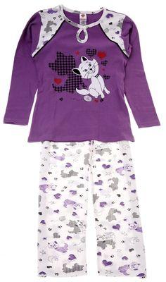 Παιδικά ρούχα AZshop.gr - Fames γυναικεία πιτζάμα «Sweet cat»