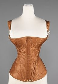 1800's Corset...maybe this would make my boobs look bigger??   LOL