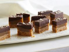 Espresso Caramel Bars from FoodNetwork.com