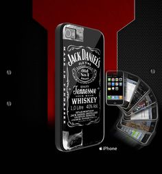 Jack Daniels Whiskey best New design for iphone