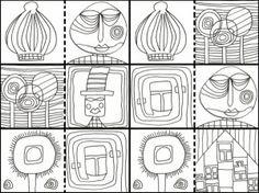 kunstnere hundertwasser - Google-søgning