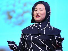 Jae Rhim Lee: My mushroom burial suit | Video on TED.com TED talks we love about death, dying, living with mortality, grief.. all the deathie stuff. www.dyingtoknowday.org