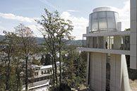 Arp Museum // Bahnhof Rolandseck. Vor den Toren von Bonn. Tolle Architektur, inspirierende Ausblicke.