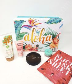 Glossybox Beauty Box July 2020 – Unboxing and Product Reviews | Bonds of Beauty Beauty Box Subscriptions, Boxes, Crates, Box, Cases