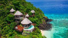 Laucala Island, villa, Fiji
