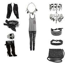 rocker girl fashion - Google Search