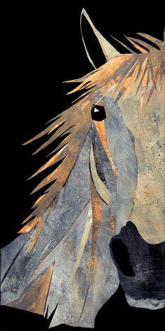 Horse Art Print\