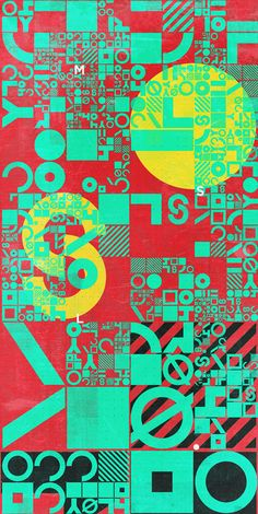 PROCEDURALS   01 on Digital Art Served