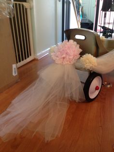 Flower girl wagon. Sold