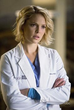 Katherine Heigl in Grey's Anatomy (2009)