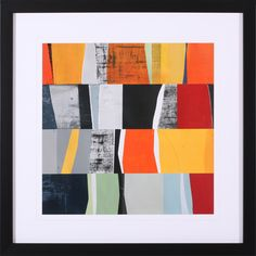 Instance 1 by David Bailey Framed Graphic Art
