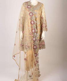 Designer Pakistani Formal dress suit 3 P | Mercari Dress Suits, Shirt Dress, Pakistani Formal Dresses, Pakistani Couture, Pakistani Designers, Chiffon Scarf, Formal Wear, Beautiful Dresses, Kimono Top