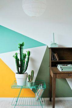 Estos cactus pueden tener tanto protagonismo en tu decoración como cualquier otra pieza de mobiliario.