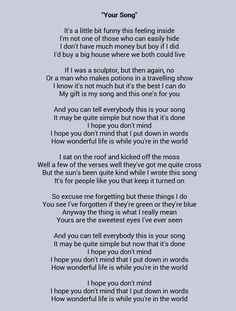 56 Best Elton John Songs Lyrics Ideas Elton John Songs Elton John Songs Lyrics Elton John
