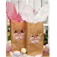 Hoppy Bunny Bags Craft