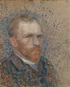 Self Portrait Vincent van Gogh 1887  Happy birthday Vincent! Vincent van Gogh was born this day in 1853. Van Gogh painted 35 self-portraits during his career 29 of which were done in Paris. He very much wanted to paint portraits in this period but could not afford models. For him painting self-portraits was more about practicing portrait painting rather than some kind of a self-expression. It allowed him to experiment with various styles techniques and effects of light and color.This…