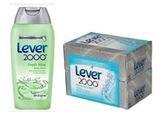 Lever 2000 As Low As FREE at Walgreens!