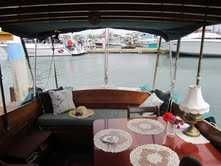 1936 Fellows and Stewart Motor Sailor Boat | Houseboats For Sale - Used & New
