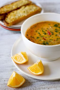 A comforting soup, that puts you in the mood for a summer night at the sea. Hearty enough for a meal, but is best served with crusty garlic bread.