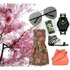 Untitled #21 by veronika3110 on Polyvore featuring polyvore, fashion, style, RED Valentino, Nine West, 3.1 Phillip Lim, Movado and Valentino