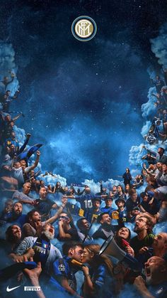 Inter tra le stelle wallpaper by - - Free on ZEDGE™ Milan Wallpaper, Owl Wallpaper, Apple Wallpaper, Iphone Wallpaper Images, Inter Sport, E Sport, Inter Milan Logo, Chelsea Fc Wallpaper, Milan Football