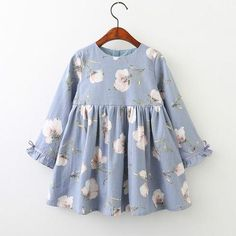 Get it Melario Girls Dresses 2018 Fashion Kids Girls Dress cartoon Long sleeve princess dress fashion kids dresses children's clothing Dresses Kids Girl, Kids Outfits Girls, Baby Outfits, Dress Outfits, Fashion Dresses, Kids Girls, Baby Girls, Baby Boy, Toddler Outfits