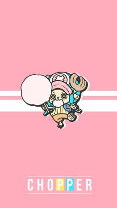 Tony Tony Chopper One piece art pink One Piece Wallpapers, One Piece Wallpaper Iphone, K Wallpaper, Animes Wallpapers, Iphone Wallpapers, Wallpaper Gallery, Iphone Backgrounds, Chopper One Piece, Tony Chopper