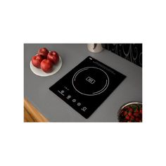 You'll love the 12 Electric Induction Cooktop with 1 Burner at Wayfair - Great Deals on all Kitchen & Dining products with Free Shipping on most stuff, even the big stuff.