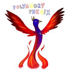 Polyamory phoenix