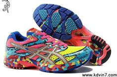 Asics Gel Noosa Tri 6 W Yellow/Blue/Pink Womens Trail Running Shoes Kd 6 Shoes, Camo Shoes, Pink Running Shoes, Asics Running Shoes, Asics Shoes, Running Shoes For Men, New Shoes, Mens Running, Trail Running