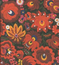 embroidery from Folk Art and Folk Artists in Hungary By Gink Károly  Published 1968 by Corvina Press