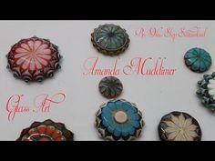 (2) Glass Artist Lampwork Amanda Muddimer Workshop Switzerland Mangobeads Muranoglass Beadcamp 2018 - YouTube